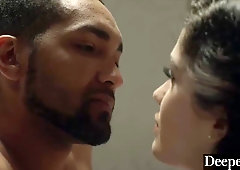 DEEPER Evelyn Claire erotic sex and face sitting