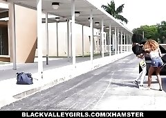 BlackValleyGirls - Identical EbonyTeens Fucked By Big Cock