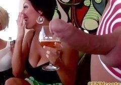 Blow job porn video featuring Brooke Haven and Dylan Ryder