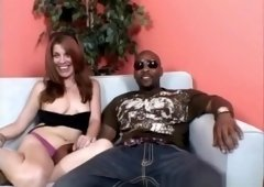 Exotic pornstar Jennifer Leigh in crazy interracial, facial adult video