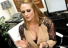 Sex crazed nympho Holly Heart is way kinkier than a lot more experienced sluts