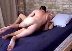 Hottest pornstar in exotic blonde, amateur xxx movie