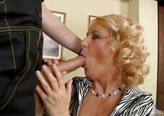 Sorry Plumber, I Have No Money @ Grannies Wet Panties