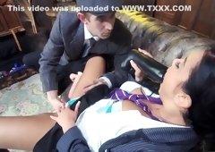 Best pornstar Victoria Blaze in exotic brazilian, college adult scene