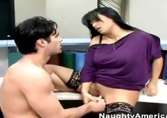 Mason Storm in xxx action