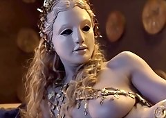 Spartacus series: compilation of erotic and group sex scenes of Roman aristocracy
