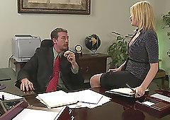 Big dicked stud pounds cock loving Codi Carmichael hard
