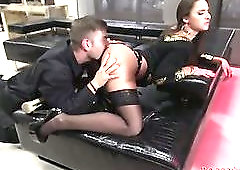 Amirah Adara is a perfect specimen of a woman who loves sucking dick