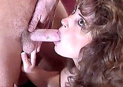 Long-haired fucker with a ponytail making Ashlyn Gere scream