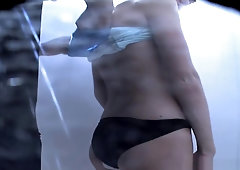 Hidden Spy Beach, Changing Room, Voyeur Video Exclusive Version