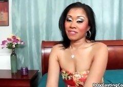 Classy black mature female
