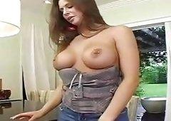 POV of Camgirl Fucking & Sucking Big Cock For a Facial