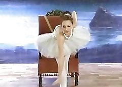 Swan aka Justine Joli as Ballerina
