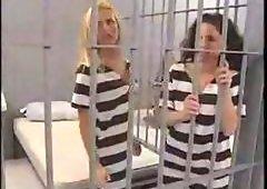 Lesbian Jail Babes 3 Scene 3