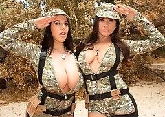 Military Costume Porn - Military Porn Video