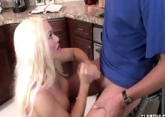 Sexy massive titted mom Alexis Diamonds with 44GGG tits