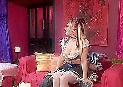 Xxx Lesbians kissing and humping porn tube