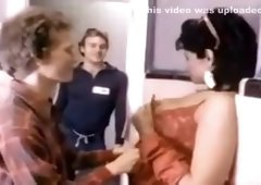 Vanessa Del Rio, Jerry Butler & a guy (Audio is low!)