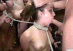 Remy Lacroix fetish scene