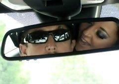 Audrey Bitoni Driving Miss.. Bitoni