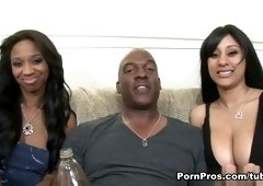 Crazy pornstar in Amazing Big Ass, Threesomes adult clip