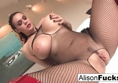 Alison Tyler in Alison Tyler Makes You Jerk Your Meat For Her - AlisonTyler