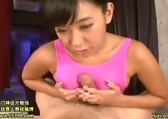 Awesome breasty oriental gal