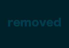 Blonde Chloe Lacourt is making love by the pool side