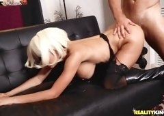 Victoria June & Robby Echo in Keep Your Mask On - RealtyKings