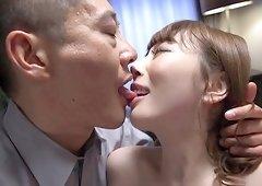 JAV CMNF Aya Kisaki shame rimjob with a audience Subtitled