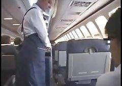 Flight Attendant Upskirt 2