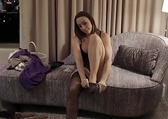 Chanel Preston is working as a prostitute