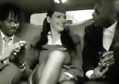 Stewardess Works For Black Men