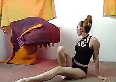Vore Monsters mEAT La Vore Girl #4