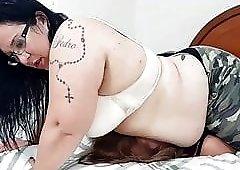 BBW Retana Colossos: Belly Smother Domination