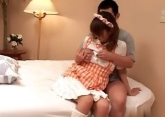 Horny Japanese slut in Best JAV uncensored Cumshots scene