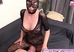 German femdom nylons big ass mom facesitting